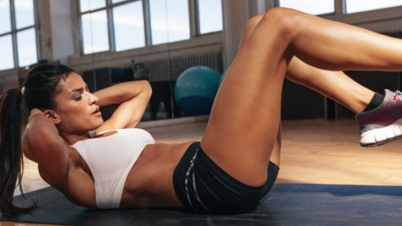 5 Workouts To Target Belly Fat
