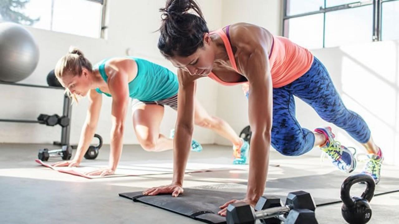 8 Full-Body Exercises That Burn Fat Insanely Fast