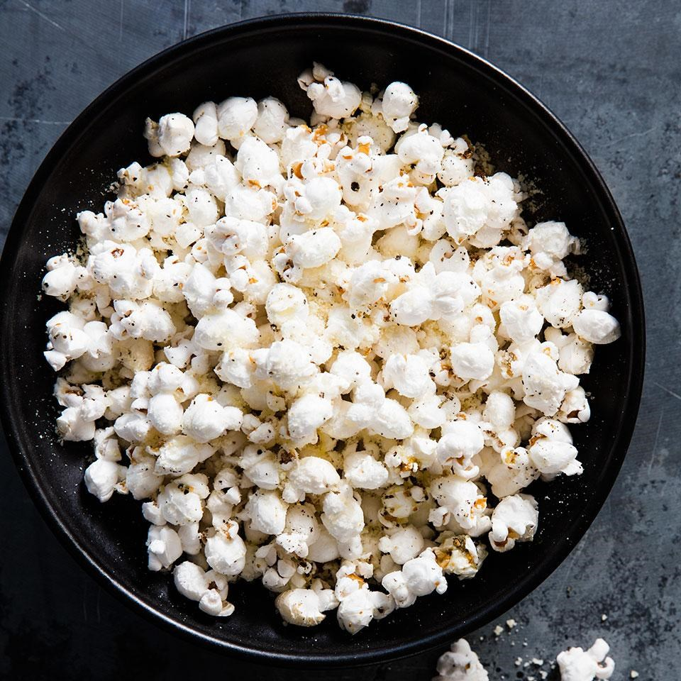 Weigh Loss and Popcorn